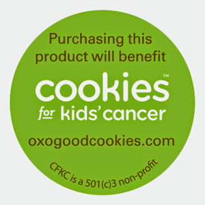 Cookies for Kids' Cancer graphic