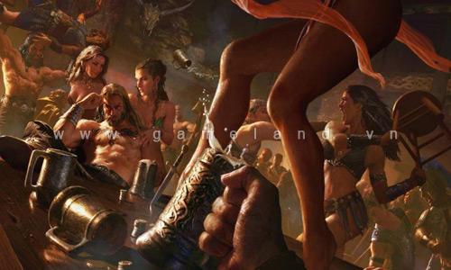 Age of Conan đã chính thức miễn phí 1