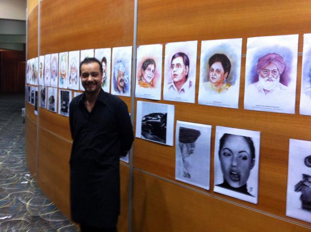 Bobby Sandhu's Exhibition
