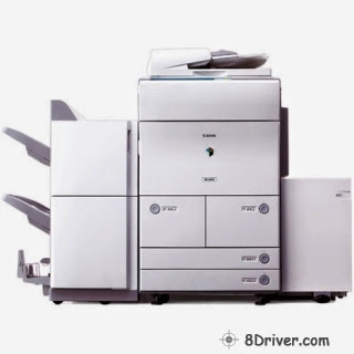 download Canon iRC6880i printer's driver