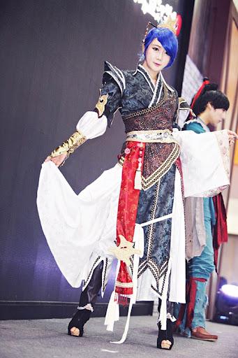 Han Chae Yee gợi cảm cùng cosplay Yulgang 2 17