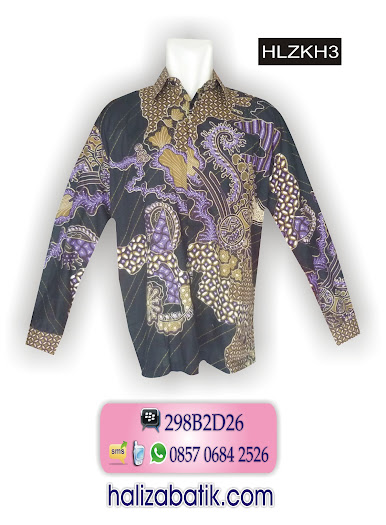 batik pria, koleksi baju muslim, baju batik