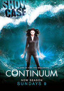 Cổng Thời Gian 2 - Continuum Season 2 poster