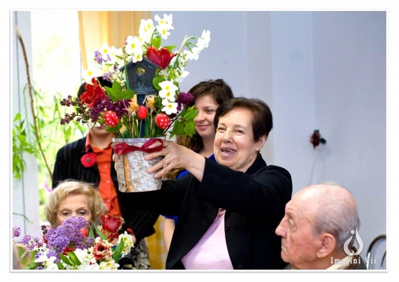 Margareta Pâslaru, Fundația Principesa Margareta a României, Centrul Speranța, Niciodată Singur, Florii