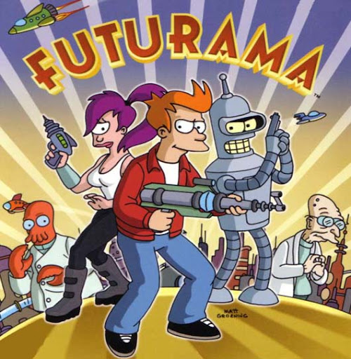 Futurama serie de TV