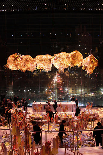 An incredible installation for the American Ballet Theatre