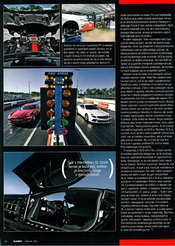 Renntech In Playboy Slovenia Feb 2012 6speedonline Porsche Forum And Luxury Car Resource