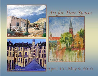 Art For Your Spaces: 5th Annual Exhibit
