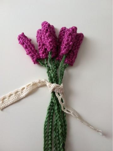 Haakpatroon Lavendel