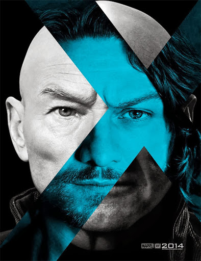 Poster de X-Men: Days of Future Past (X-Men: Días del Futuro Pasado)