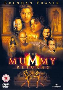 Xác Ướp Ai Cập 2 : Xác Ướp Trở Lại - Vua Bọ Cạp - The Mummy Returns poster