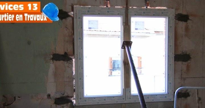 Ks services 13 prix devis ouverture mur pour fen tre for Prix ouverture fenetre mur pierre