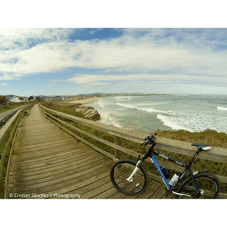 bicicleta Galicia