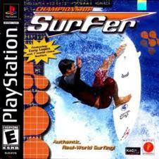 Championship Surfer   PS1
