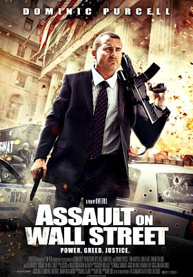 Filme Poster Assault On Wall Street WEBRip XviD & RMVB Legendado
