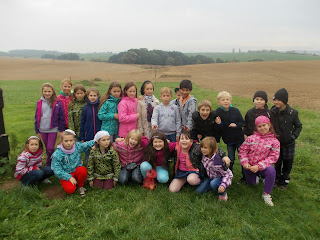 Podzimní procházka Bělotínem