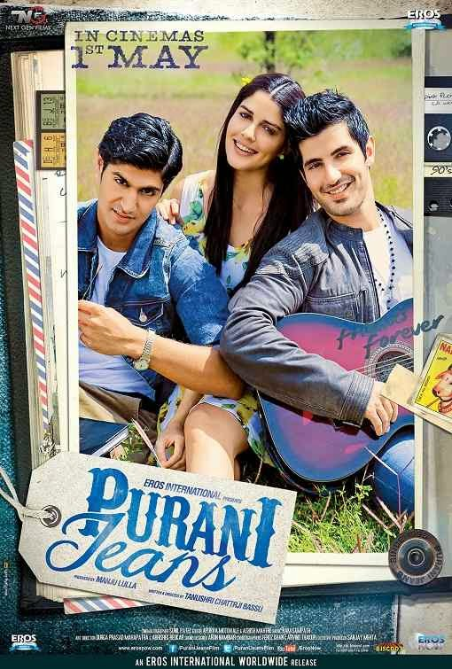 Cover of Purani Jeans (2014) Hindi Movie Mp3 Songs Free Download Listen Online at Alldownloads4u.Com