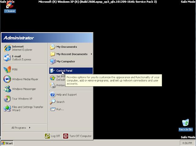[ Giúp ] Mở mật khẩu máy tính Windows Xp