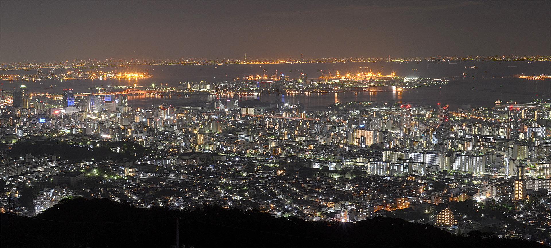 すべての折り紙 折り紙ランド : 年賀状無料写真素材 神戸大橋 ...