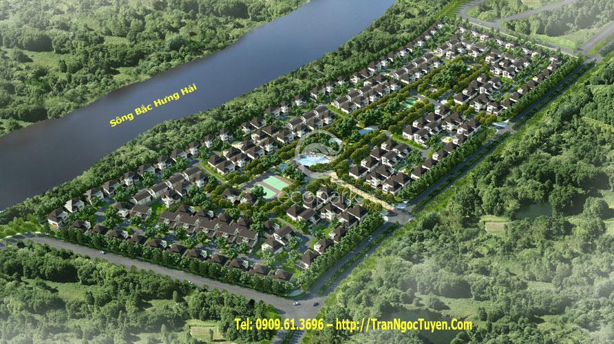 Biệt thự Ecopark Vườn Tùng