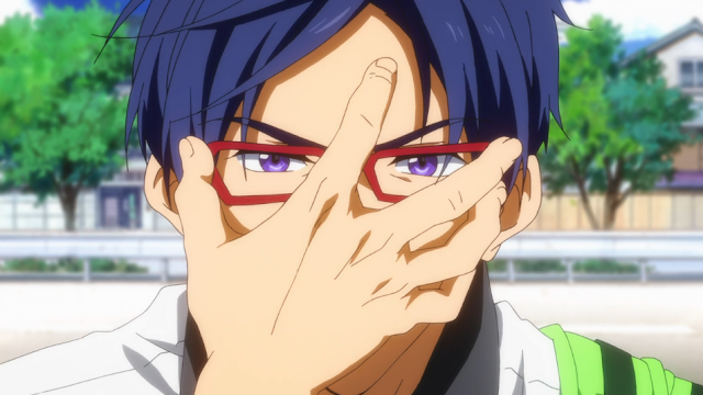 Free! Iwatobi Swim Club Episode 10 Screenshot 1