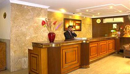 Crest Inn Hotel