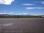 Mt. Shasta from Siskiyou County Airport