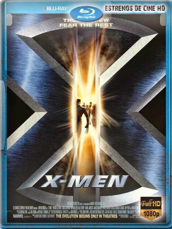 SAGA X-MEN BRrip 1080p [mkv] Dual 5.1