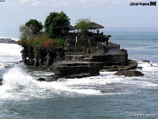 أندونيسيا بلد الجمال الخلاب  1