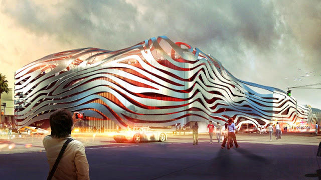 Petersen Automotive Museum, 6060 Wilshire Boulevard, Los Angeles, CA 90036, United States