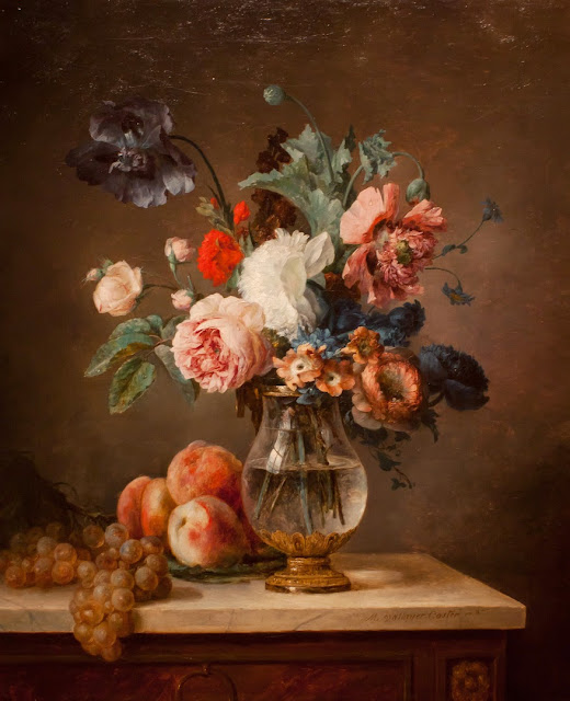 Anne Vallayer-Coster - Flowers And Fruits