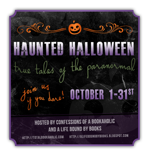 Are you ready for Haunted Halloween: True Tales of the Paranormal?
