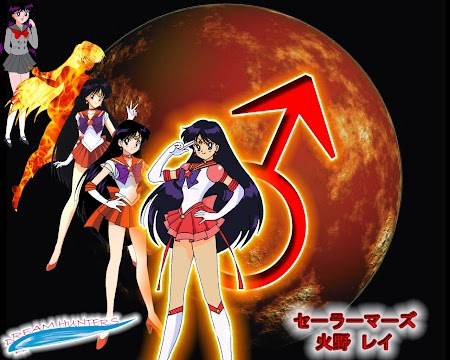 Hino Rei / Sailor Mars