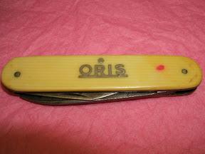 I Love Sak S Wenger Watch Case Knife Vintage 1960 S