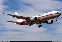 Pesawat MH192 selamat mendarat di KLIA 1.56 pagi tadi