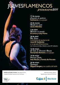 Ciclo 'Jueves Flamencos'