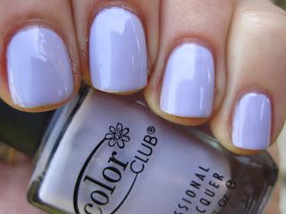 Color Club Secret Rendezvous - אופנה - Color Club - לק