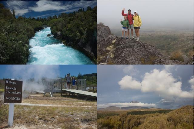 Tongariro Road Trip
