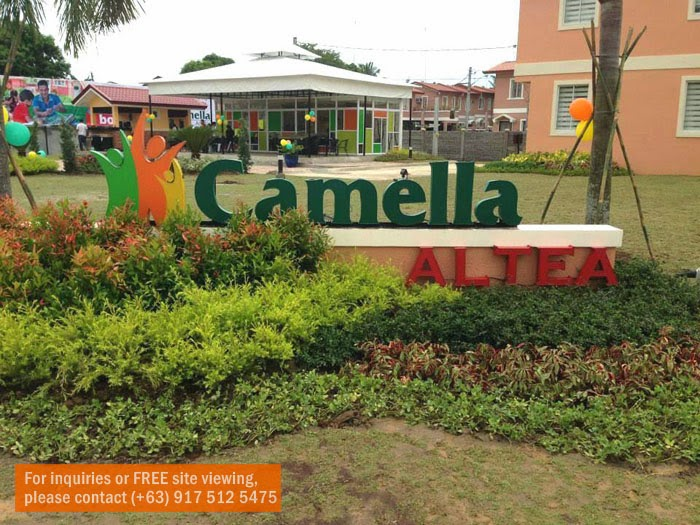 Camella Altea - Village Amenities & Facilities