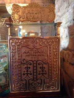 antique ncr cash register