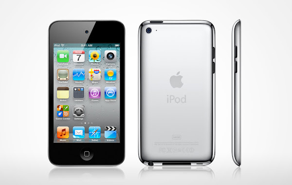 Apple iPod Touch (4th Generation) - Specs