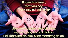 Kata Kata Cinta Sejati Bahasa Inggris dan Artinya