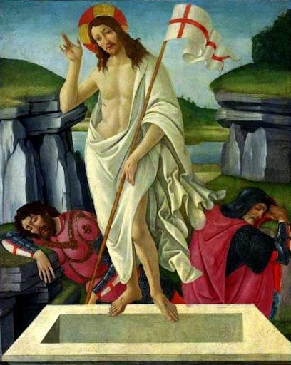 Resurrezione - Sandro Botticelli