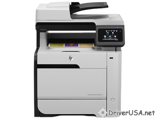 Driver HP LaserJet Pro 300 color MFP M375nw – Download & installing Instruction