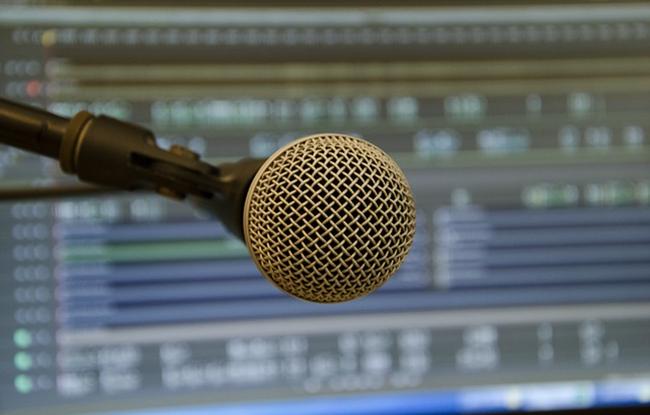 Micrófono para medición de audio