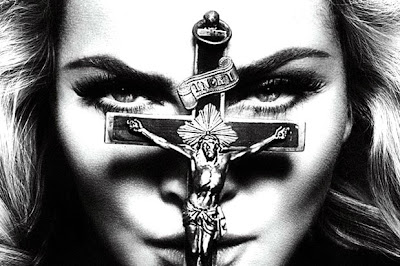Madonna, the singer, is transparently vulgar