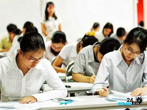 Đề xuất phương án tuyển sinh đại học, cao đẳng với 8 môn thi - DIENANH24G Đề xuất phương án tuyển sinh đại học, cao đẳng với 8 môn thi