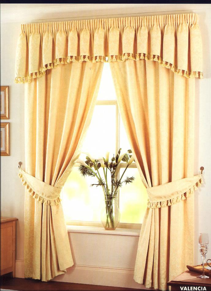 Cortinas para el hogar ideas para hacer cortinas en casa - Modelos de cortinas infantiles ...