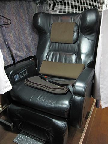 JR四国バス「ドリーム高知号」・214プレミアムシート