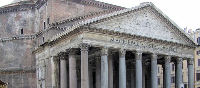Roman Architecture Pantheon the pantheon: rome's architecture of the cosmos – architecture revived